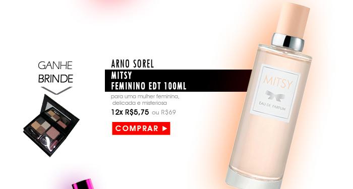 Perfume Mitsy Feminino EDT 100ml Cod.[31972]