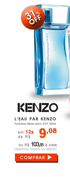 Perfume L'Eau Par Kenzo Masculino EDT 30ml