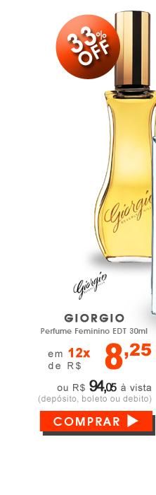 Perfume Giorgio Feminino EDT 30ml