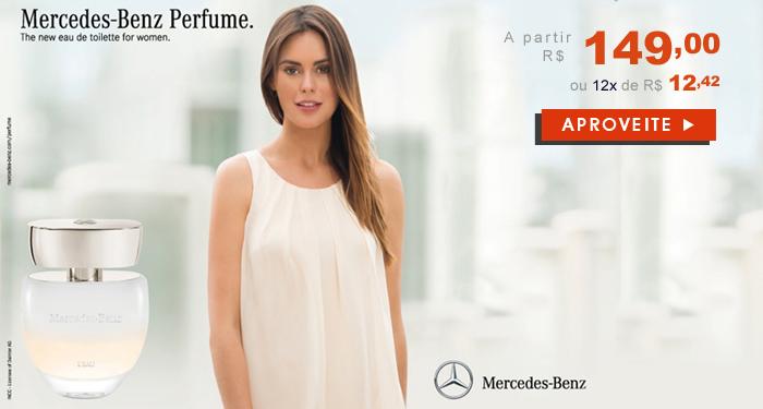 Perfume Mercedes Benz L' Eau Feminino EDT 30ml