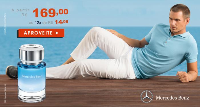 Perfume Mercedes Benz Sport Masculino EDT 40ml