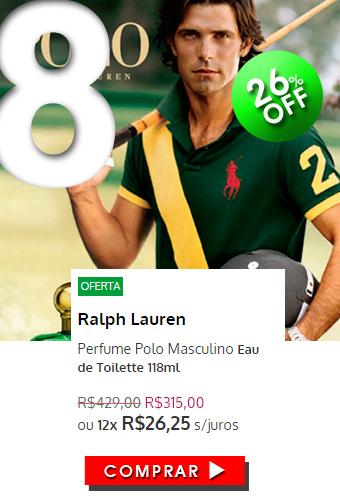 Perfume Polo Masculino EDT 118ml