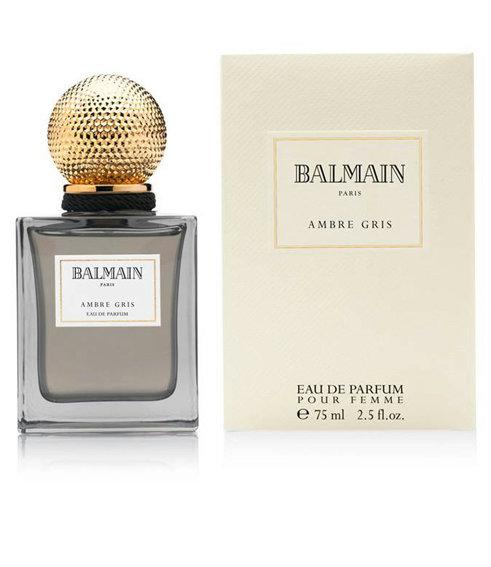 Jaguar Perfume Made In France: Perfume Ambre Gris Feminino Balmain Na Ma Cherie Perfumaria