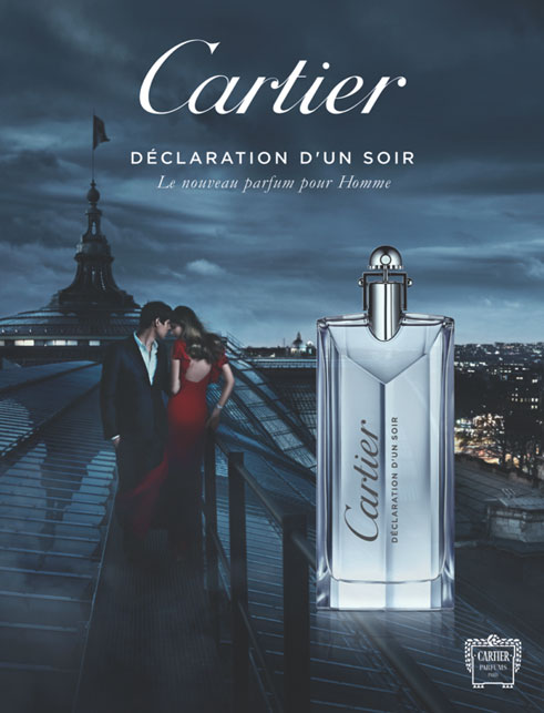 527ec904332 Perfume Declaration D un Soir Masculino Cartier na Ma Cherie Perfumaria