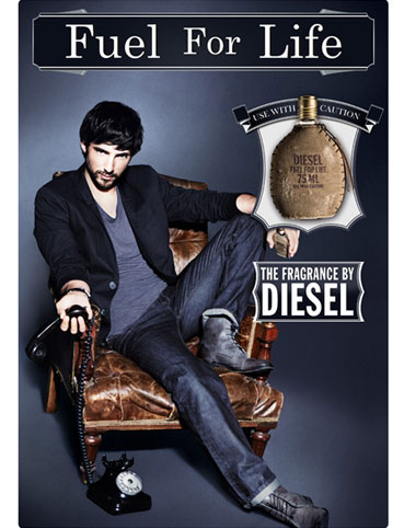 Perfume Diesel Fuel For Life Masculino