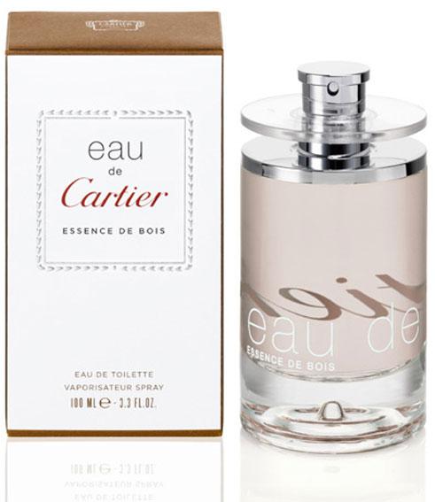 7de6f7fb6bd Perfume Eau de Cartier Essence de Bois Cartier na Ma Cherie Perfumaria