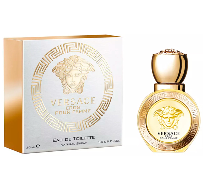 fe088f7fc8 Perfume Versace Eros Pour Femme Feminino Versace na Ma Cherie Perfumaria
