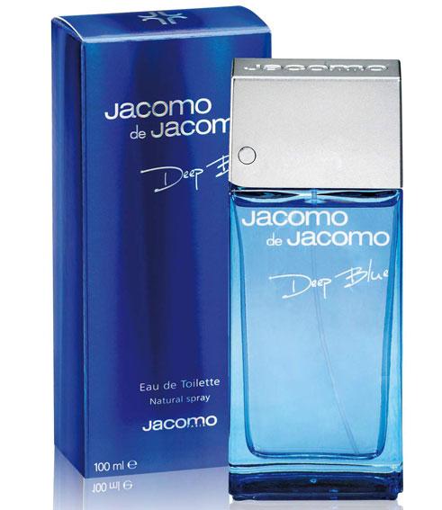 Jaguar Perfume Made In France: Perfume Jacomo De Jacomo Deep Blue Masculino Jacomo Na Ma Cherie Perfumaria