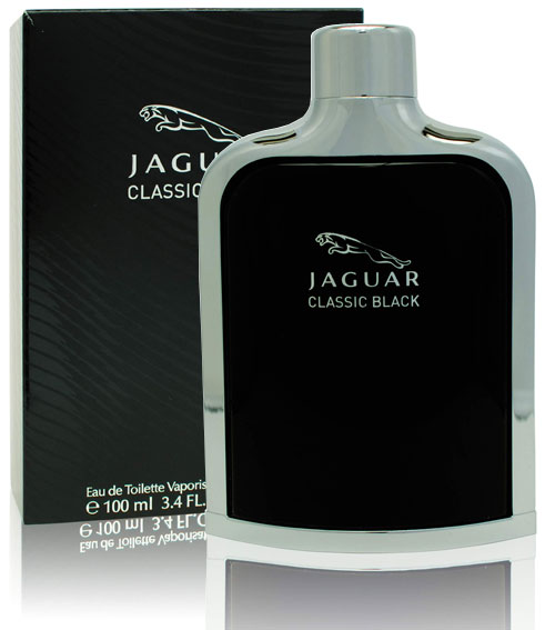 Perfume Jaguar Red Resenha: Perfume Jaguar Classic Black Masculino Jaguar Na Ma Cherie Perfumaria