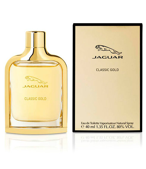 perfume jaguar classic gold masculino jaguar na ma cherie. Black Bedroom Furniture Sets. Home Design Ideas