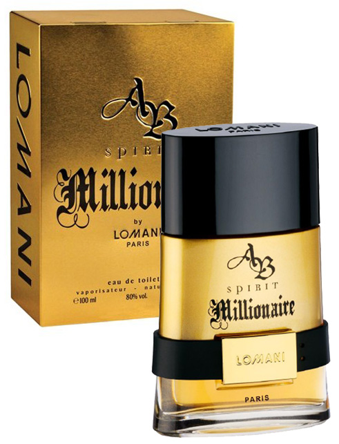 Perfume Millionaire Masculino Lomani Na Ma Cherie Perfumaria