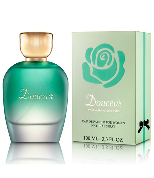 Jaguar Perfume Made In France: Perfume Douceur Feminino New Brand Na Ma Cherie Perfumaria