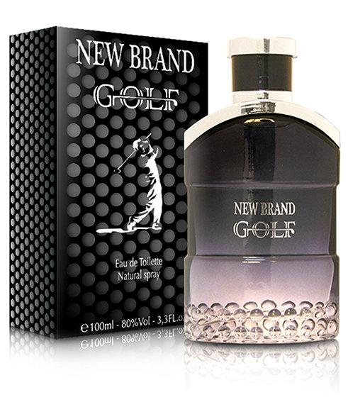 Jaguar Perfume Made In France: Perfume Golf Black Masculino New Brand Na Ma Cherie Perfumaria