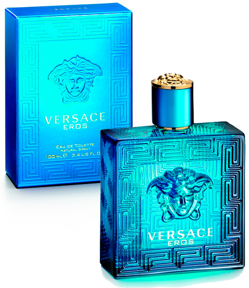 d24c3793cc Perfume Versace Eros Masculino Versace na Ma Cherie Perfumaria