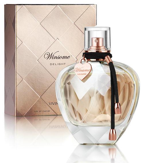 Jaguar Perfume Made In France: Perfume Winsome Delight Feminino Vivinevo Na Ma Cherie Perfumaria