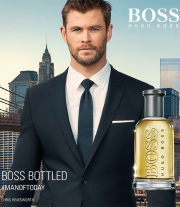 Perfume Boss Bottled Masculino Eau de Toilette 30ml