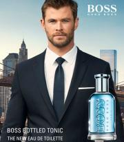 Perfume Boss Bottled Tonic Masculino Eau de Toilette 50ml