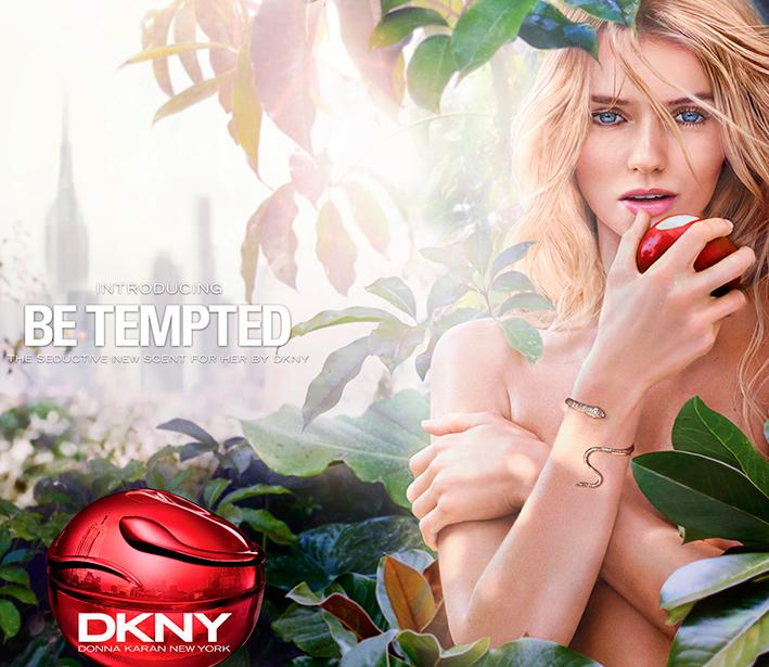 Perfume Be Tempted DKNY Feminino Eau de Parfum 50ml