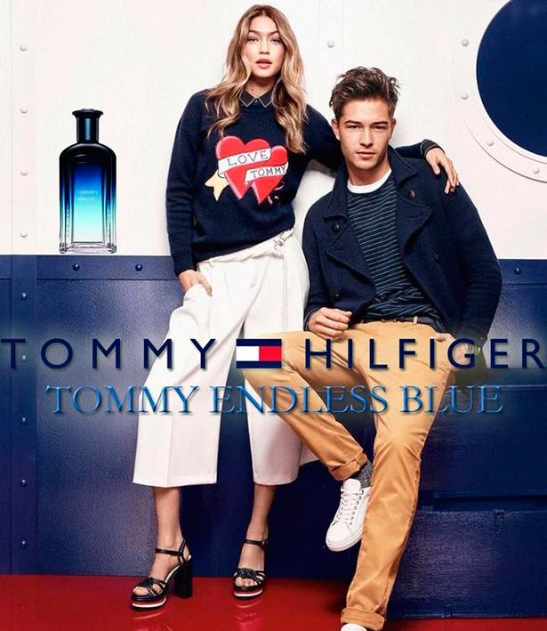 Perfume Tommy Endless Blue Masculino Eau de Toilette 100ml
