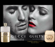 Perfume Gucci Guilty Diamond Limited Edition Masculino