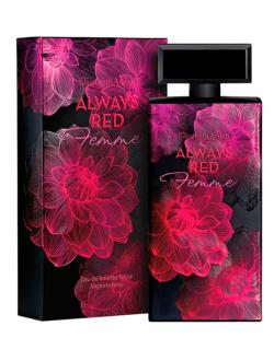 Perfume Always Red Femme New Elizabeth Arden Feminino Eau de Toilette 100ml