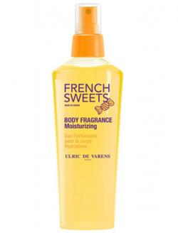 Body Fragrance French Sweets Feminino Eau de Toilette 200ml