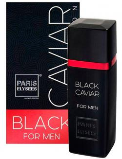 Perfume Black Caviar Collection Masculino Eau de Toilette 100ml
