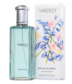 Perfume English Bluebell Yardley Feminino Eau de Toilette 125ml