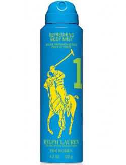 Body Mist Polo Big Pony Blue #1 Feminino 150ml