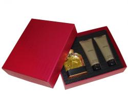 Coffret Armani Masculino EDT 100ml + 2 After Shave 750ml