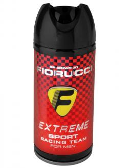 Desodorante Extreme Sport Racing Team For Men Fiorucci Masculino 100g - 170ml