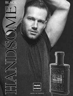 Perfume Handsome Black Masculino