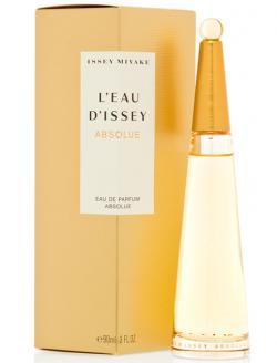 9b5c33729ff Perfume L Eau D Issey Absolue Feminino Issey Miyake na Ma Cherie ...