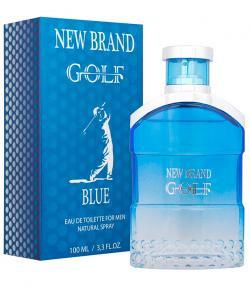 Perfume Golf Blue Masculino Eau de Toilette 100ml + Perfume Touch Fiorucci 10ml