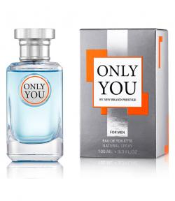 Perfume Only You For Men Masculino Eau de Toilette 100ml + Perfume Extreme Sport Fiorucci 10ml