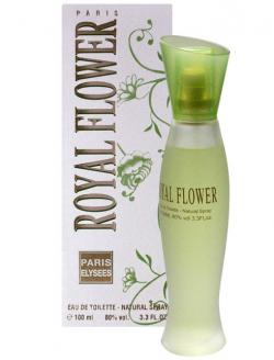 Perfume Royal Flower Feminino Eau de Toilette 100ml