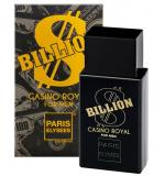 Perfume Billion Casino Royal Masculino Eau de Toilette 100ml