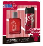 Coffret NBA Chicago Bulls Masculino EDT 100ml + Deo 150ml