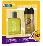 Coffret Los Angeles Lakers Masculino EDT 100ml + Deo 150ml