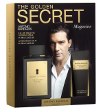 Coffret The Golden Secret Masculino EDT 100ml + After Shave 100ml