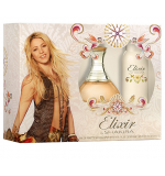 Coffret Elixir by Shakira Feminino EDT 80ml + Body Lotion 100ml