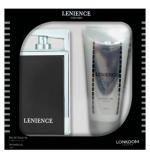 Coffret Lenience for Men Masculino EDT 100ml + Shower Gel 100ml.