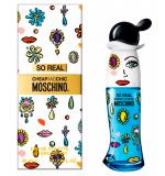 Perfume So Real Cheap & Chic Moschino Feminino Eau de Toilette 100ml