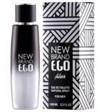 Perfume Ego Silver Masculino Eau de Toilette 100ml + Perfume Influence New York Fiorucci 10ml