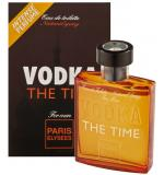Perfume Vodka The Time Masculino